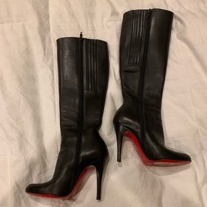 Authentic Botalili Christian Louboutin Boots